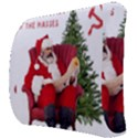 Karl Marx Santa  Back Support Cushion View3