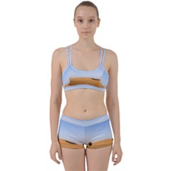 Desert Dunes With Blue Sky Women s Sports Set by Ucco