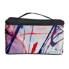 Messy Love Cosmetic Storage Case by LaurenTrachyArt