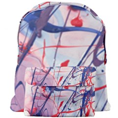 Messy Love Giant Full Print Backpack