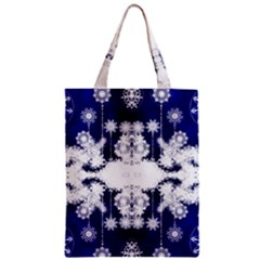 The Effect Of Light  Very Vivid Colours  Fragment Frame Pattern Zipper Classic Tote Bag by Celenk