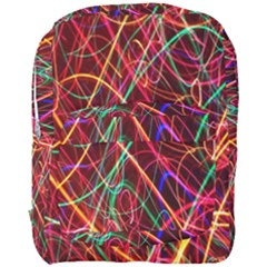 Wave Behaviors Full Print Backpack by Celenk