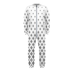 Star Pattern Decoration Geometric Onepiece Jumpsuit (kids) by Celenk