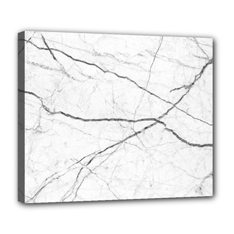 White Background Pattern Tile Deluxe Canvas 24  X 20   by Celenk