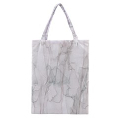 Background Modern Smoke Design Classic Tote Bag by Celenk
