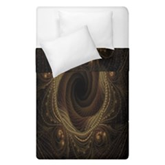 Beads Fractal Abstract Pattern Duvet Cover Double Side (single Size)