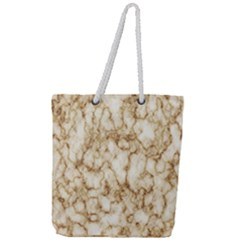 Abstract Art Backdrop Background Full Print Rope Handle Tote (large)