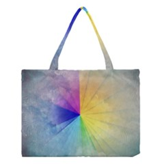 Abstract Art Modern Medium Tote Bag by Celenk