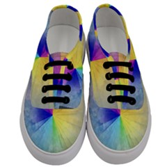 Abstract Art Modern Men s Classic Low Top Sneakers
