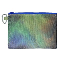 Frosted Glass Background Psychedelic Canvas Cosmetic Bag (xl) by Celenk