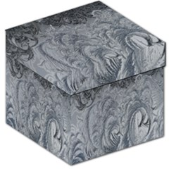Abstract Art Decoration Design Storage Stool 12