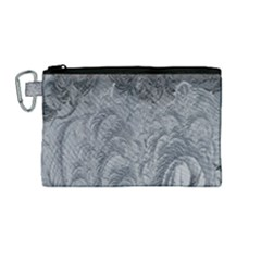 Abstract Art Decoration Design Canvas Cosmetic Bag (medium) by Celenk