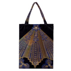 Deco Fan Classic Tote Bag