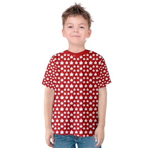 Cute Canada  Kids  Cotton Tee by CanadaSouvenirs