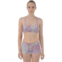 Gateway To Thelight Pattern  Women s Sports Set by Cveti