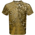 Gatway To Thelight Pattern 4 Men s Cotton Tee View1