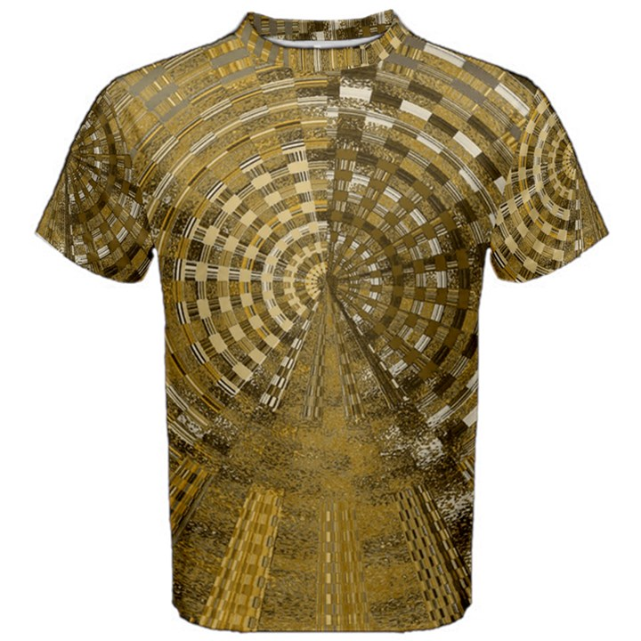 Gatway To Thelight Pattern 4 Men s Cotton Tee