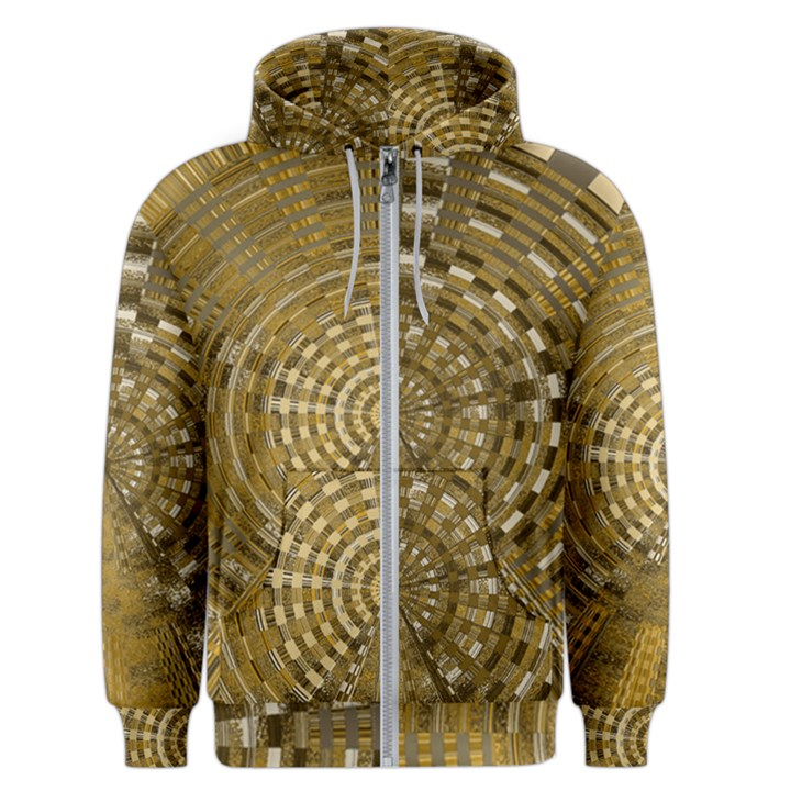 Gatway To Thelight Pattern 4 Men s Zipper Hoodie
