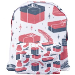 Christmas Gift Sketch Giant Full Print Backpack
