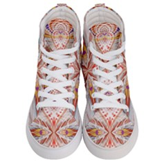 Heart   Reflection   Energy Women s Hi Top Skate Sneakers