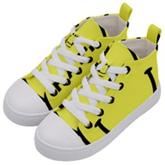 9e669010 8325 4bb4 B08e Faf7ca5b01e1 Kid s Mid Top Canvas Sneakers by MERCH90