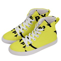 9e669010 8325 4bb4 B08e Faf7ca5b01e1 Women s Hi Top Skate Sneakers by MERCH90