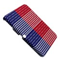 American Flag Patriot Red White Samsung Galaxy Tab 3 (10.1 ) P5200 Hardshell Case  View5
