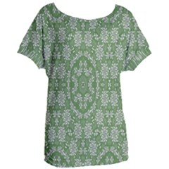 Art Pattern Design Holiday Color Women s Oversized Tee by Celenk