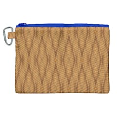 Wood Background Backdrop Plank Canvas Cosmetic Bag (xl)