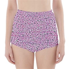 Texture Surface Backdrop Background High Waisted Bikini Bottoms