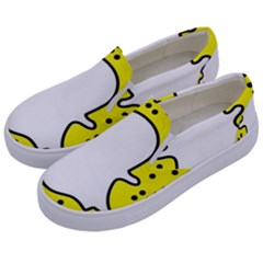Add Me Kids  Canvas Slip Ons by TREVION