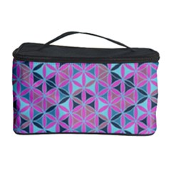 Sacred Geometry Pattern 2 Cosmetic Storage Case by Cveti