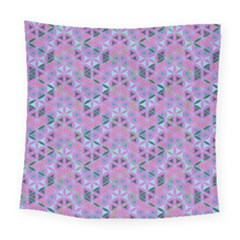 Sacred Geometry Pattern 2 Square Tapestry (large) by Cveti