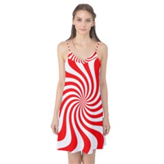 Peppermint Candy Camis Nightgown