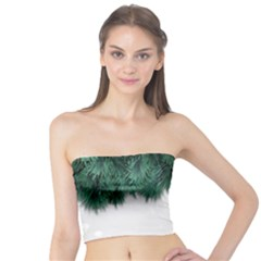 Snow And Tree Tube Top