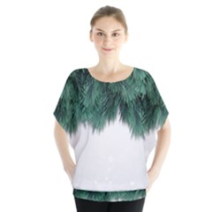 Snow And Tree Blouse