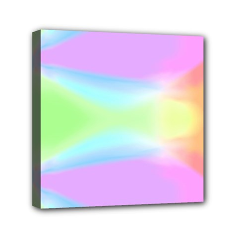 Abstract Background Wallpaper Paper Mini Canvas 6  X 6