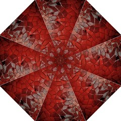 Pattern Backgrounds Abstract Red Folding Umbrellas