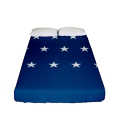 Patriot Fitted Sheet (full/ Double Size)