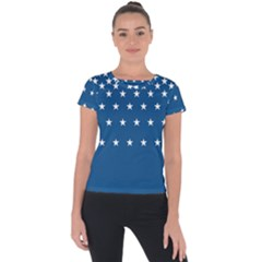 Patriot Short Sleeve Sports Top