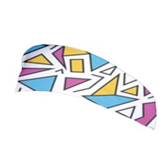 Retro Shapes 01 Stretchable Headband