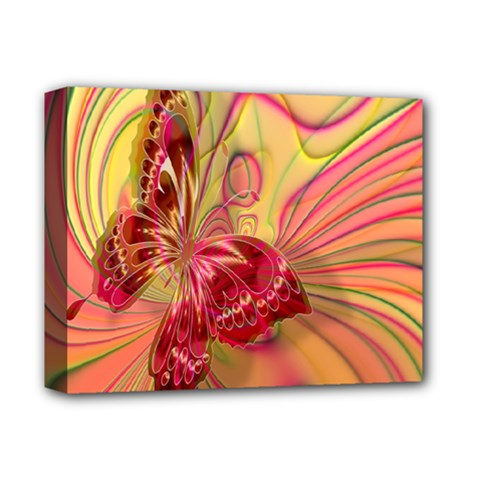 Arrangement Butterfly Aesthetics Deluxe Canvas 14  X 11