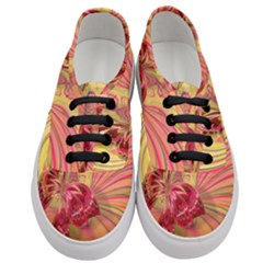 Arrangement Butterfly Aesthetics Women s Classic Low Top Sneakers