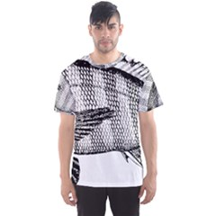 Animal Fish Ocean Sea Men s Sports Mesh Tee