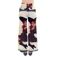 Witch Witchcraft Broomstick Broom Pants