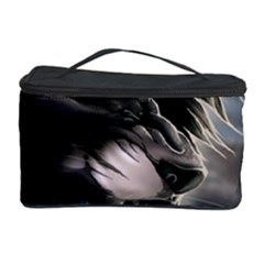 Angry Lion Digital Art Hd Cosmetic Storage Case