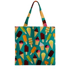 Summer Treats Grocery Tote Bag by allthingseveryday