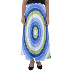 Oracle 01 Flared Maxi Skirt
