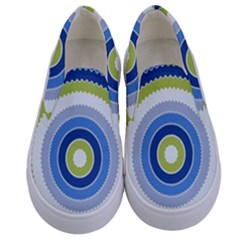 Oracle 01 Kids  Canvas Slip Ons