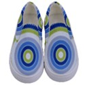 Oracle 01 Kids  Canvas Slip Ons View1
